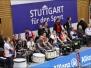 Smart Allianz Stuttgart vs. VfB Suhl