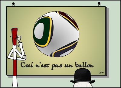 Ceci n'est pas un ballon