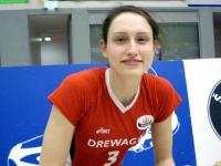 Interview Christiane Fürst Dresdner SC