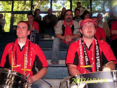 USC vs. VfB