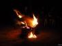 Dynamics on Fire