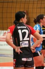 Hatte gegne Sinsheim alles im Griff: Manja Simmank