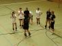 Gemeinsames Training mit der 1.Mannschaft