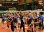 Pokal-Halbfinale: VolleyStars Thüringen - Schweriner SC