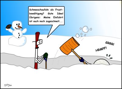 Schnee und andere Katastrophen