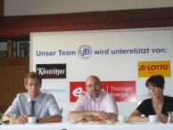 VfB-Pressekonferenz
