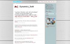 Dynamischer Twitter