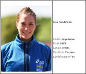 Lina Sundström (c) Svenska Volleybollförbundet