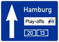 Fanbus nach Hamburg
